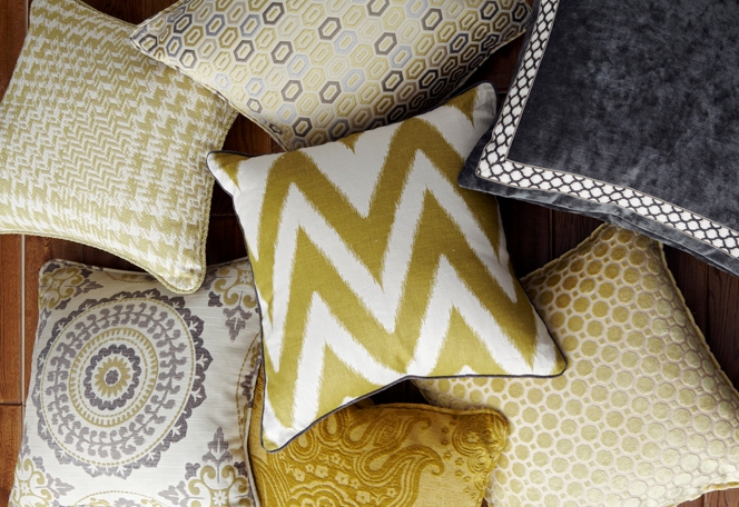 Pillows And Accents