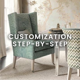 customization step by step