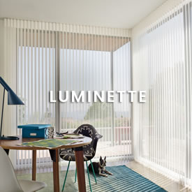 calico Hunter Douglas - luminette