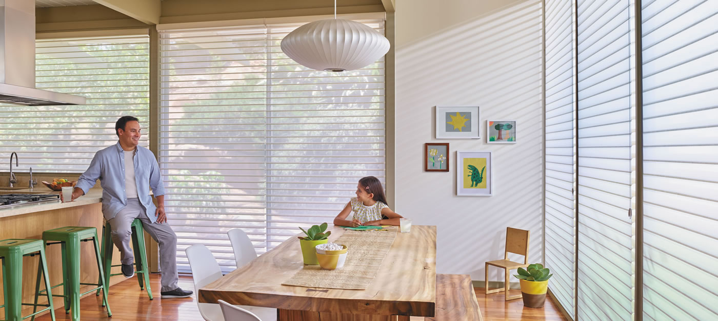 Hunter Douglas Nantucket Window Shadings