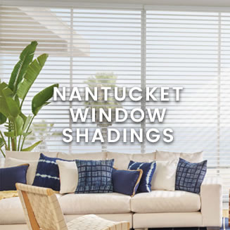 calico Hunter Douglas - Nantucket Window Shadings