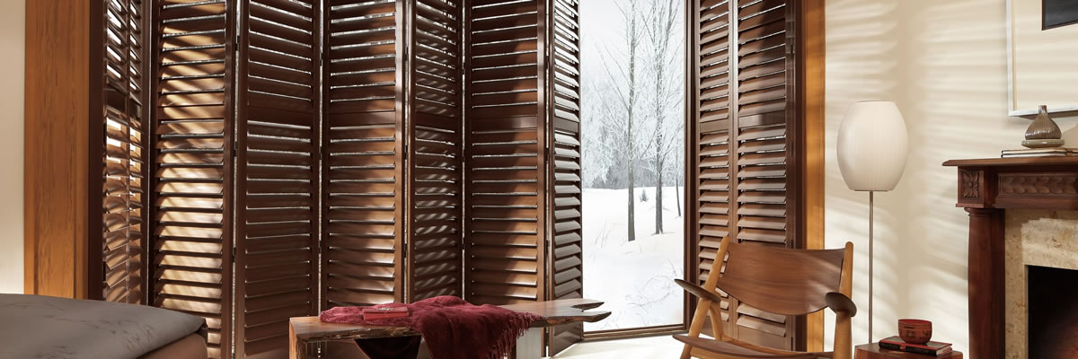 Hunter Douglas Newstyle Shutters