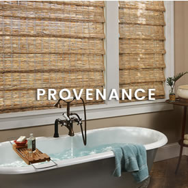 calico Hunter Douglas - provenance