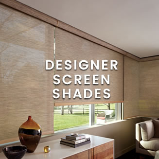 calico Hunter Douglas - Designer Screen Shades