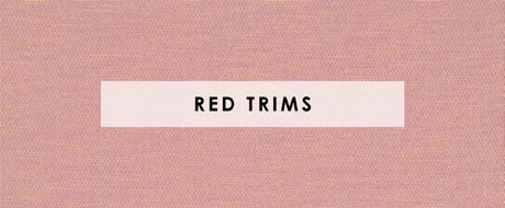 Red Trims