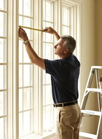 Calico - Measuring and Installation of Window Treatments
