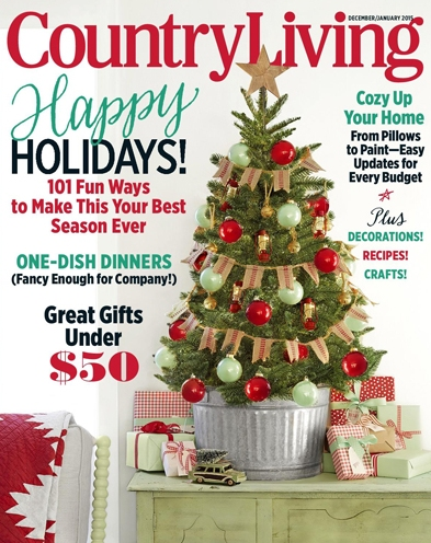 Calico - Country Living December Press