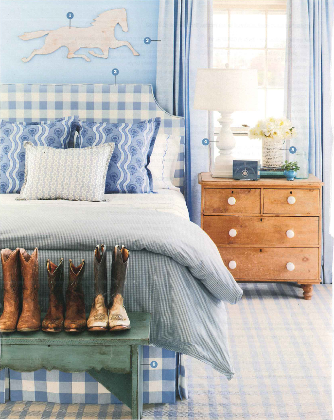 Calico - Country Living June 2015 Press