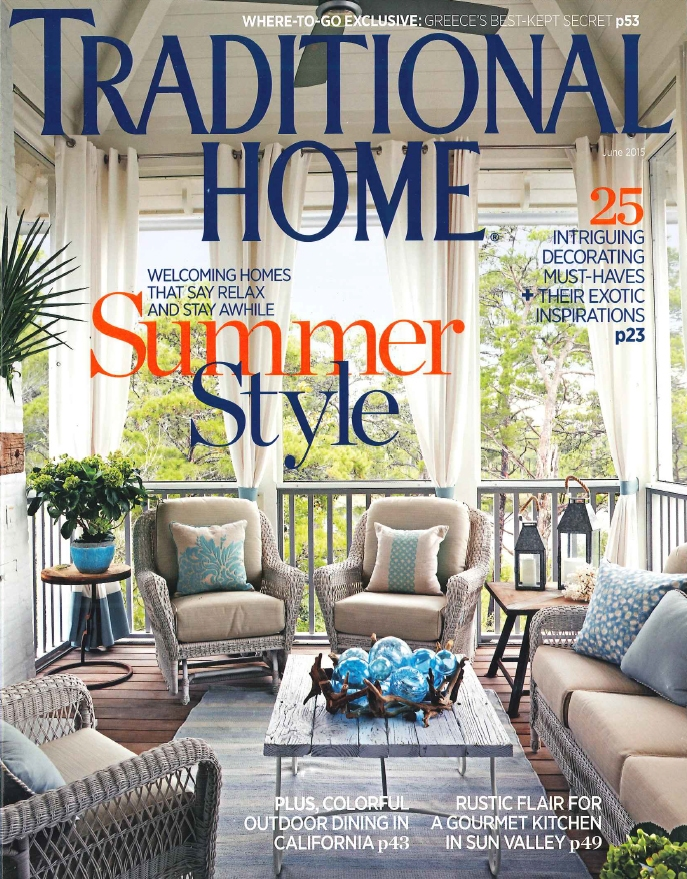 Calico - Traditional Home Ad June 2015