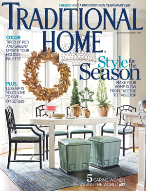Calico - Traditional Home Ad November 2015