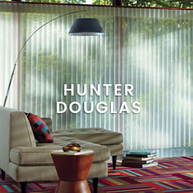 Hunter Douglas Window Treatments at Calico