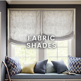 calico Fabric Shades