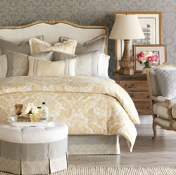 Calico custom bedding and cushion services