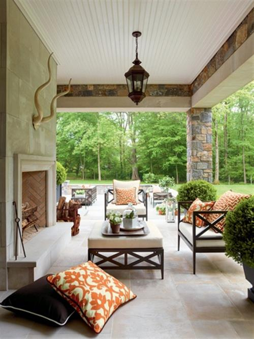 Outdoor Vignette