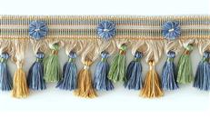 "Decorative Trim 3 1/2"" Tassel Fringe"