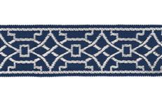 "Decorative Trim 2"" Jacquard Tape"