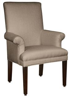 Express Mendocino Arm Chair - Sky-Oat
