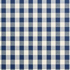 Crawford Gingham - Ralph Lauren - Marine Blue