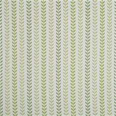 Viney Lines - Robert Allen Fabrics Spring Grass