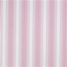 Tivoli Stripe - Madcap Cottage - Raspberry