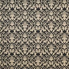 Speakeasy Damask - Ralph Lauren - Carbon