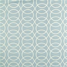 Circle Grove - Robert Allen Fabrics Water