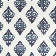 Decor Stitch - Robert Allen Fabrics Batik Blue
