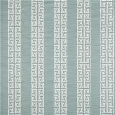 Greek Stripe - Robert Allen Fabrics Water