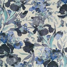 Twin Waters - Robert Allen Fabrics Batik Blue
