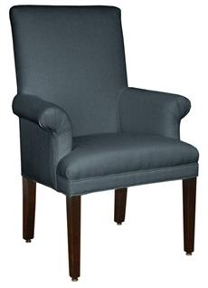 Express Mendocino Arm Chair - Sky-Mystic