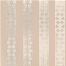 Greek Stripe - Robert Allen Fabrics Blush