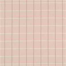 Helios Plaid - Robert Allen Fabrics Blush