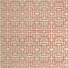 Asian Trail - Robert Allen Fabrics Blush