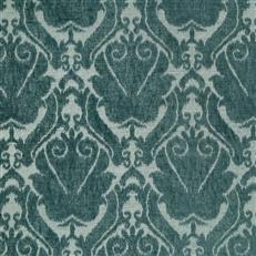 Dream Lake - Robert Allen Fabrics Blue Pine