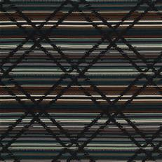 Double Cross - Robert Allen Fabrics Onyx