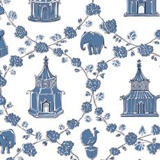 MC0425 - Madcap Cottage Wallpaper - Into The Garden