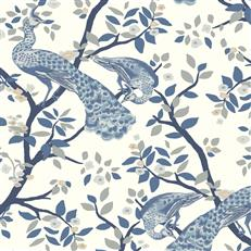DR6318 - Dwellstudio Wallpaper - Plume
