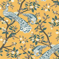 DR6320 - Dwellstudio Wallpaper - Plume