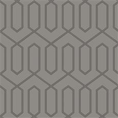 DR6327 - Dwellstudio Wallpaper - Dotted Trellis