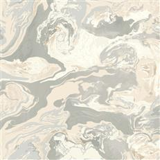 DR6350 - Dwellstudio Wallpaper - Medici Marble
