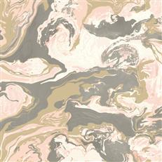 DR6351 - Dwellstudio Wallpaper - Medici Marble