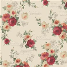MH1526 - Magnolia Home Wallpaper - Heirloom Rose