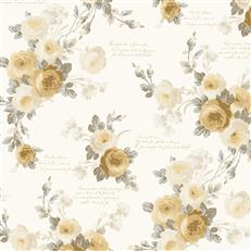 MH1527 - Magnolia Home Wallpaper - Heirloom Rose