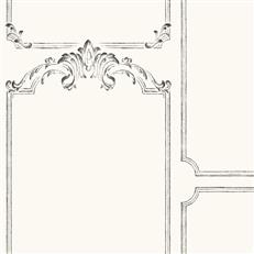 MH1533 - Magnolia Home Wallpaper - French Panel