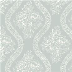 MH1598 - Magnolia Home Wallpaper - Coverlet Floral