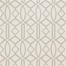 BREA - Fabricut Wallpaper - Grey