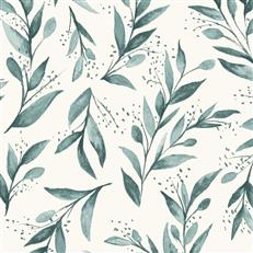 ME1536 - Magnolia Home - Wallpaper Olive Branch