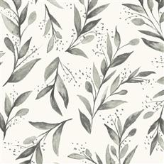 ME1537 - Magnolia Home - Wallpaper Olive Branch