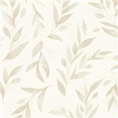ME1538 - Magnolia Home - Wallpaper Olive Branch