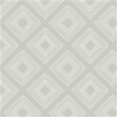 ME1575 - Magnolia Home - Wallpaper Diamond Sketch
